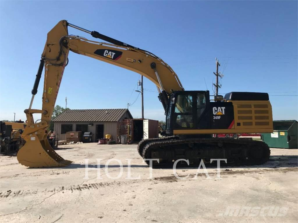 Caterpillar 349FL TC