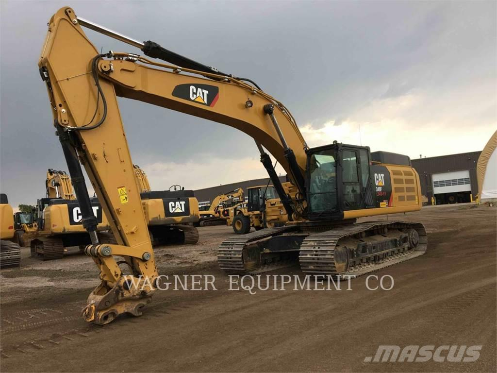 Caterpillar 349FL TCIR
