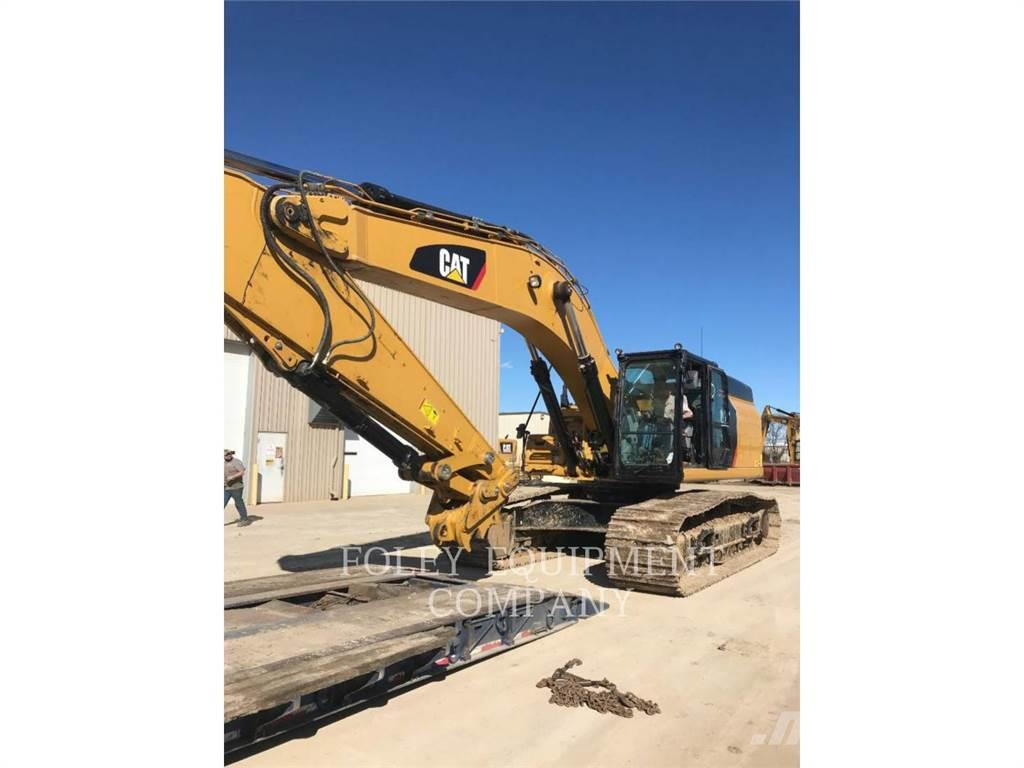 Caterpillar 349FL12