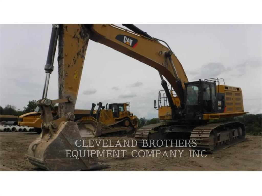 Caterpillar 374FL