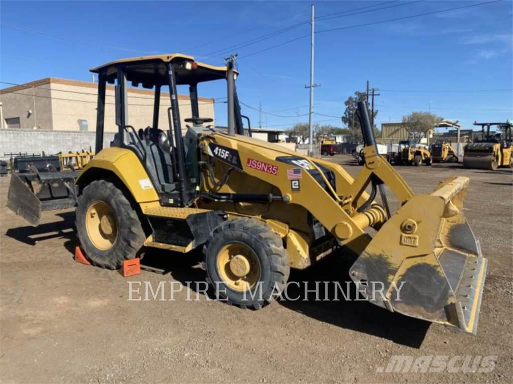 Caterpillar 415F2IL