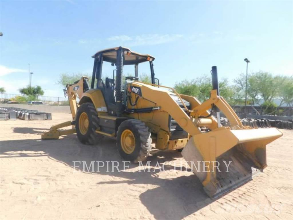 Caterpillar 416F2 4EO