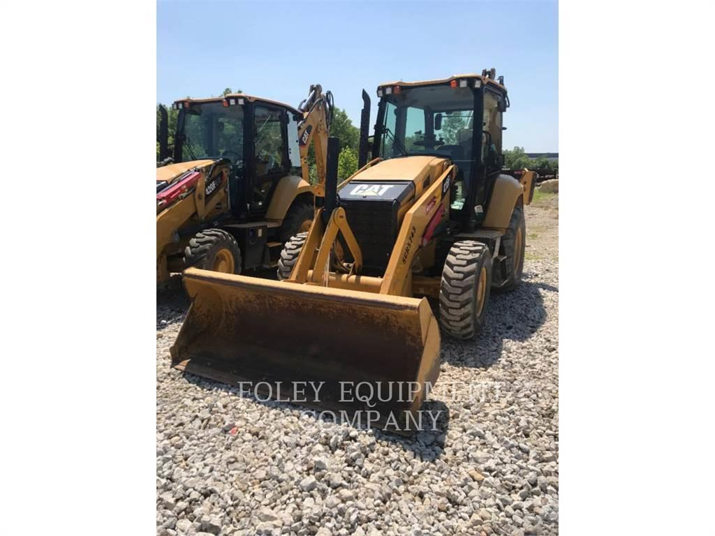 Caterpillar 416F2ST