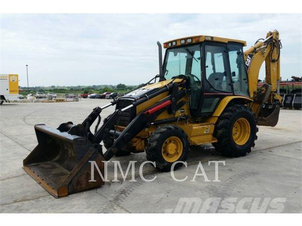 Caterpillar 420d Backhoe Loaders Price 163 26 313 Year