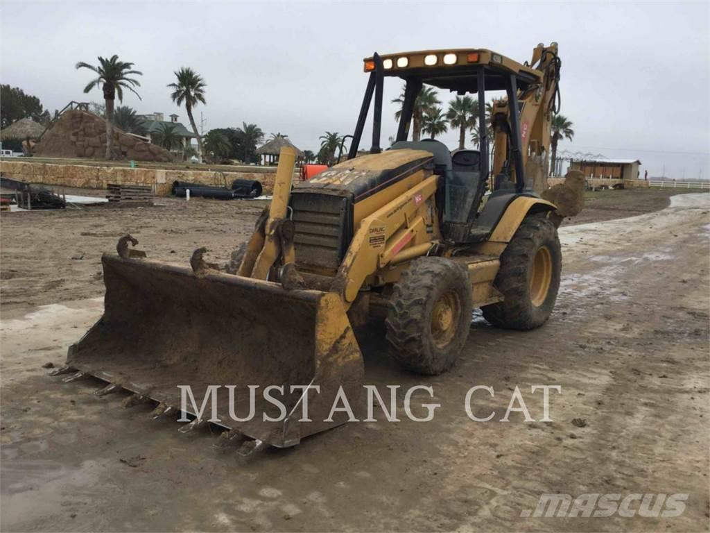 Caterpillar 420D 4S OR
