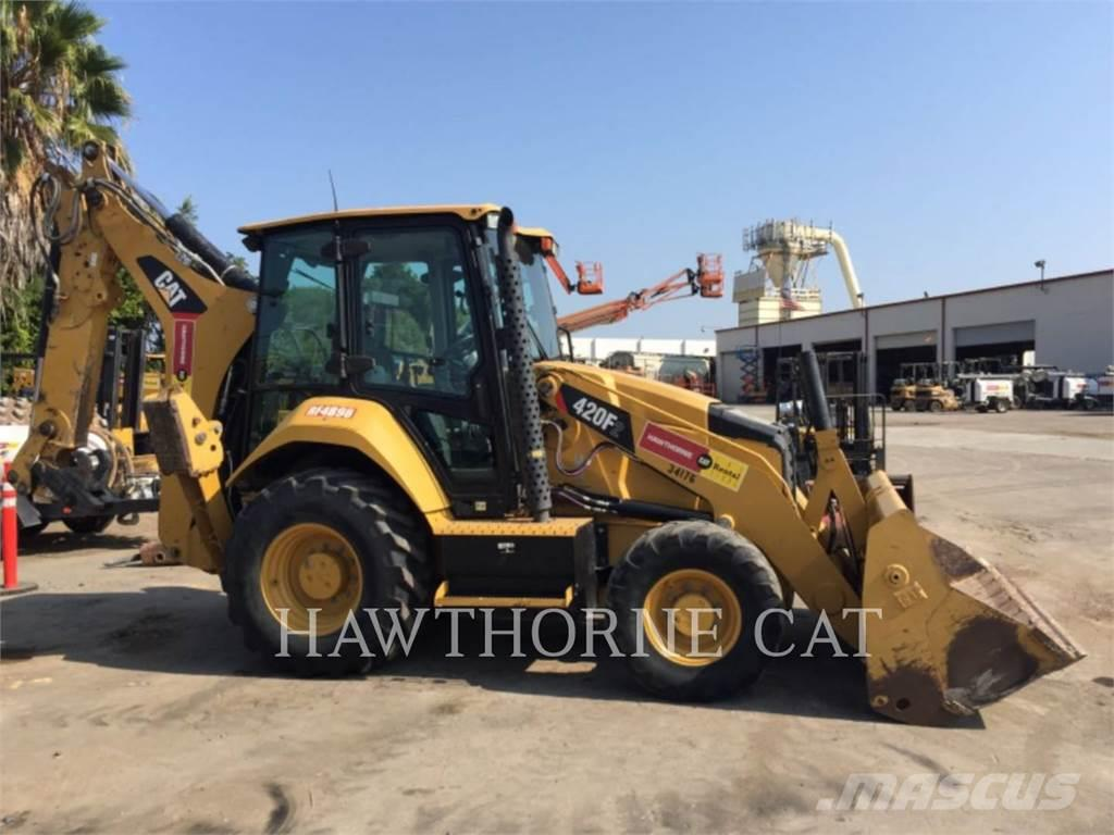 Caterpillar 420F2 CAB