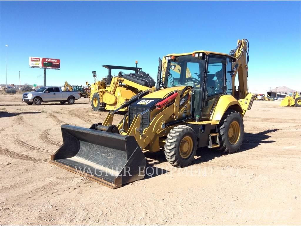 Caterpillar 420F2 IT4W