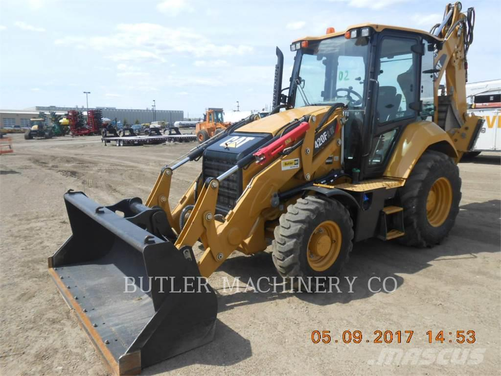 Caterpillar 420F2IT