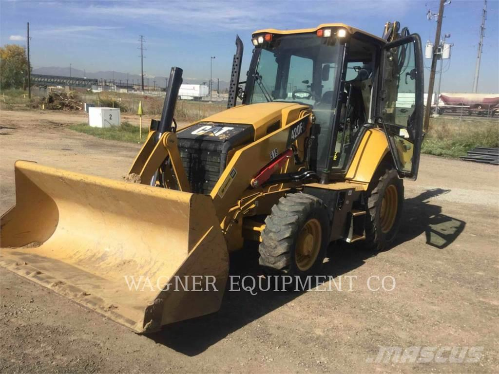 Caterpillar 420F2ST
