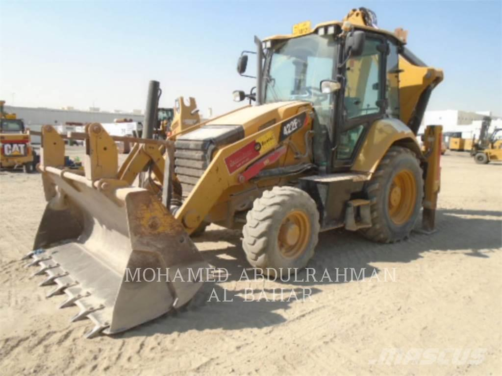 Caterpillar 422F2STLRC