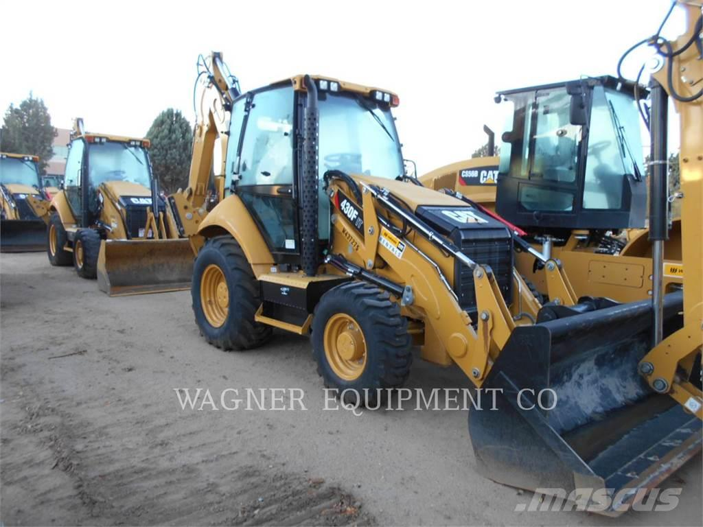 Caterpillar 430F IT4WD