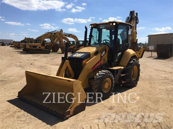 Caterpillar 430F2ST