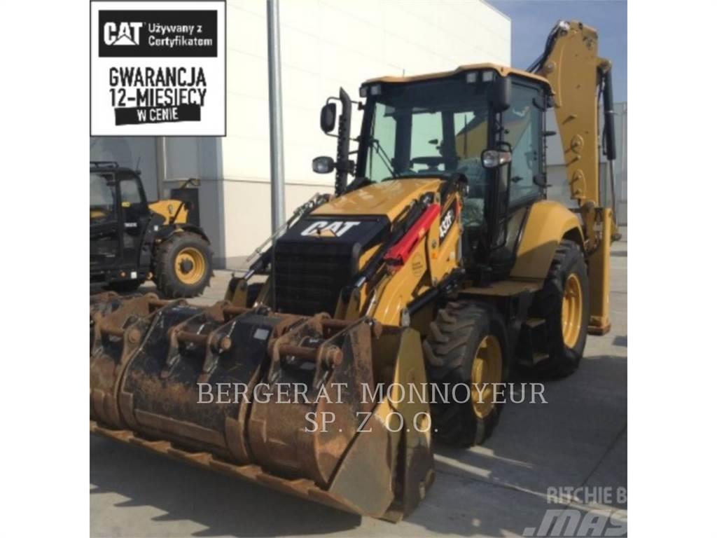 Caterpillar 432F2