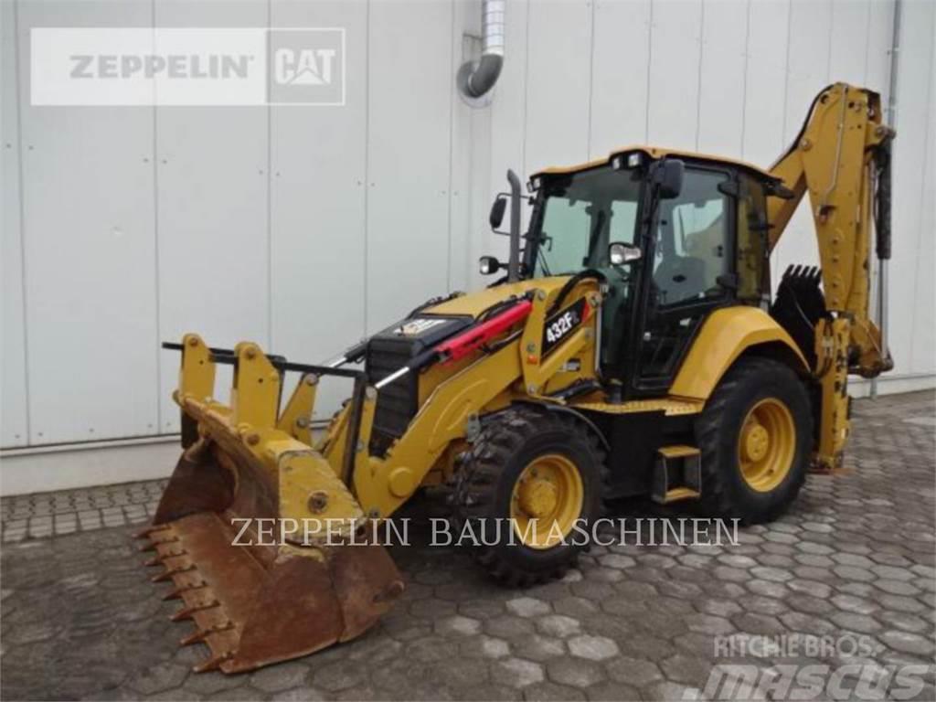Caterpillar 432F2LRC