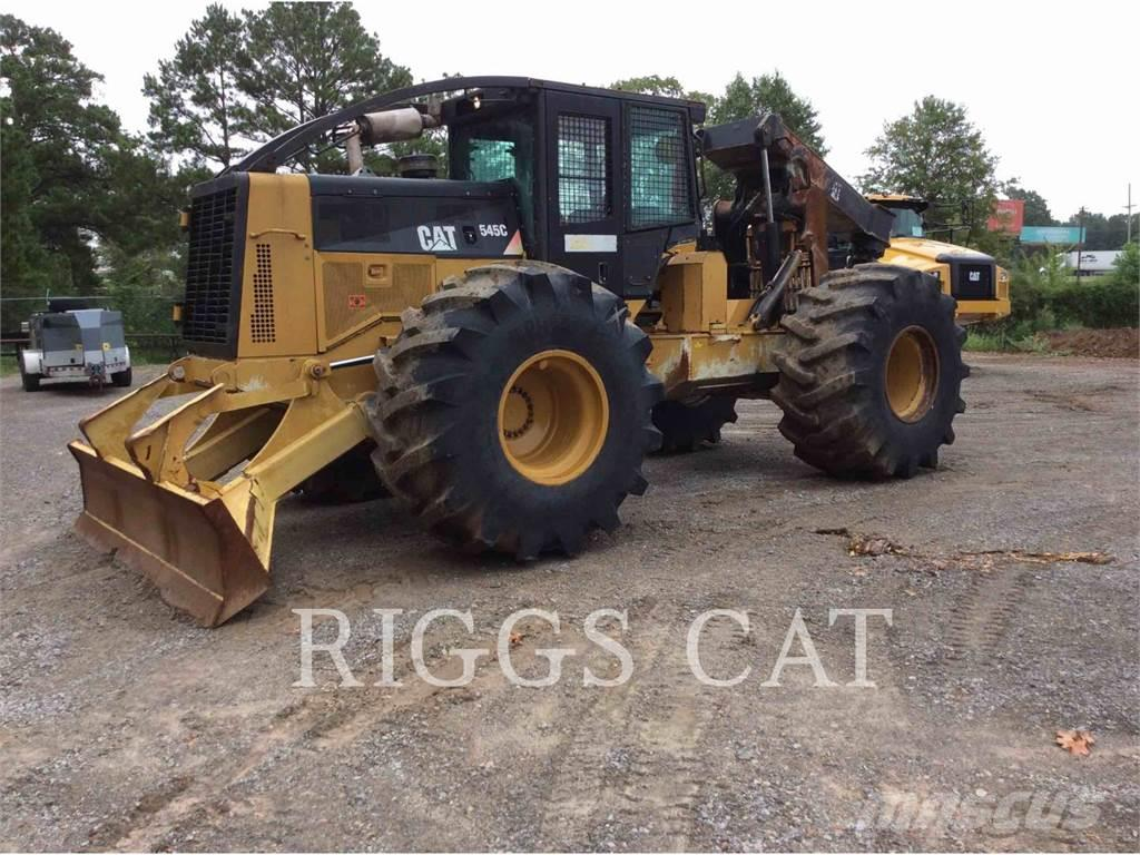 Caterpillar 545C DF