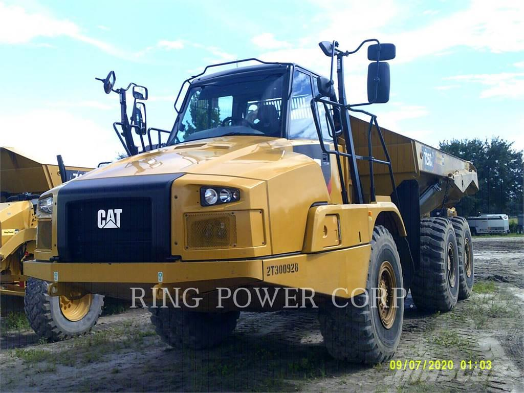 Caterpillar 725C2WW