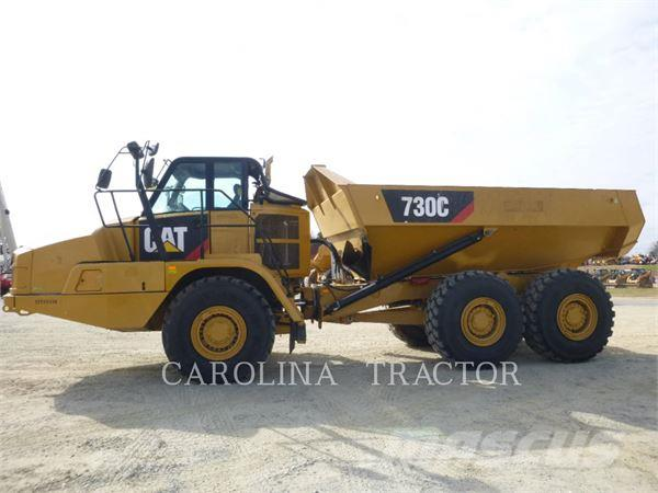 Caterpillar 730C, 2014, Transportoare articulate