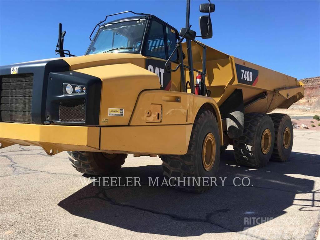 Caterpillar 740B TG