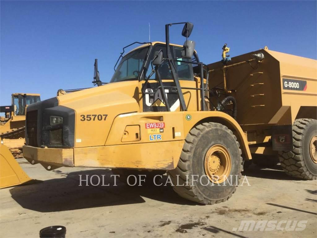 Caterpillar 740B WT
