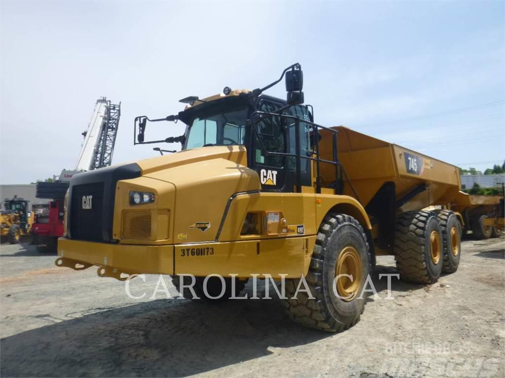 Caterpillar 745 TG