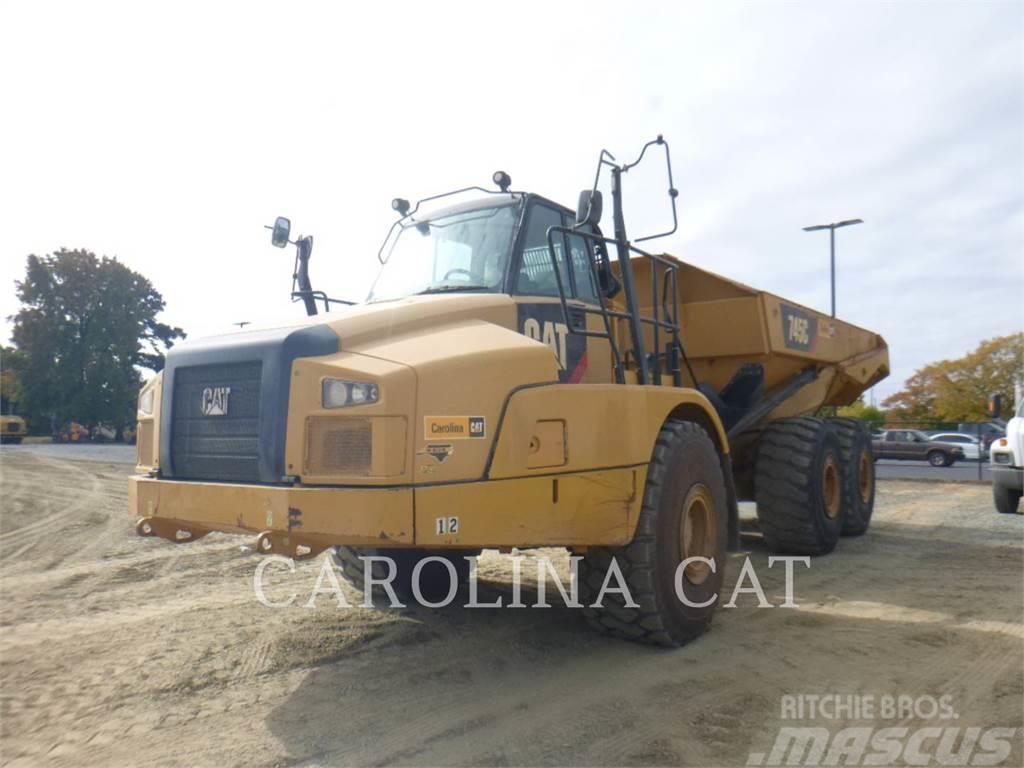 Caterpillar 745C TG