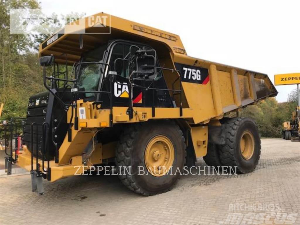 Caterpillar 775GLRC