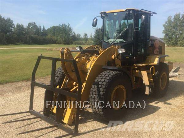 Caterpillar 924K, 2015, Wheel Loaders