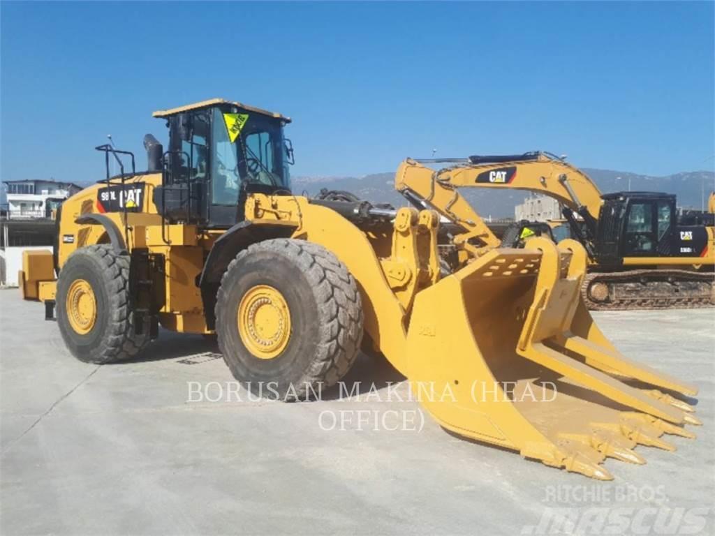 Caterpillar 980L