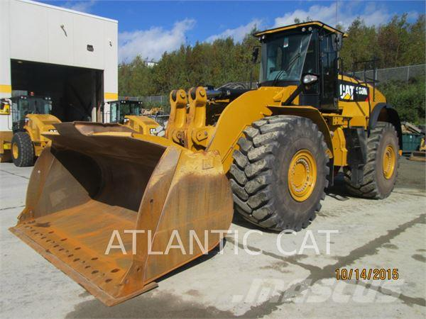 Caterpillar 980M, 2014, Wheel loaders