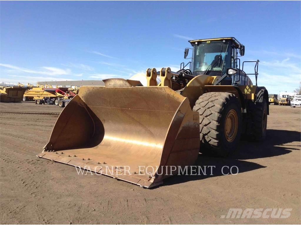 Caterpillar 982M AG