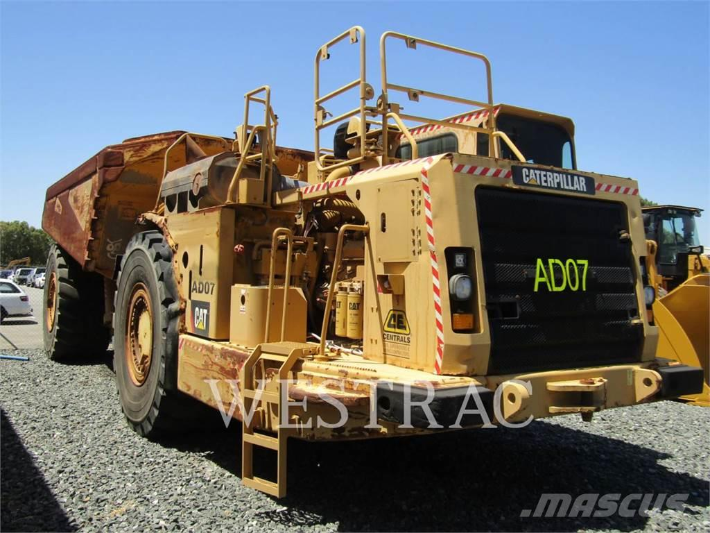 Caterpillar AD55B