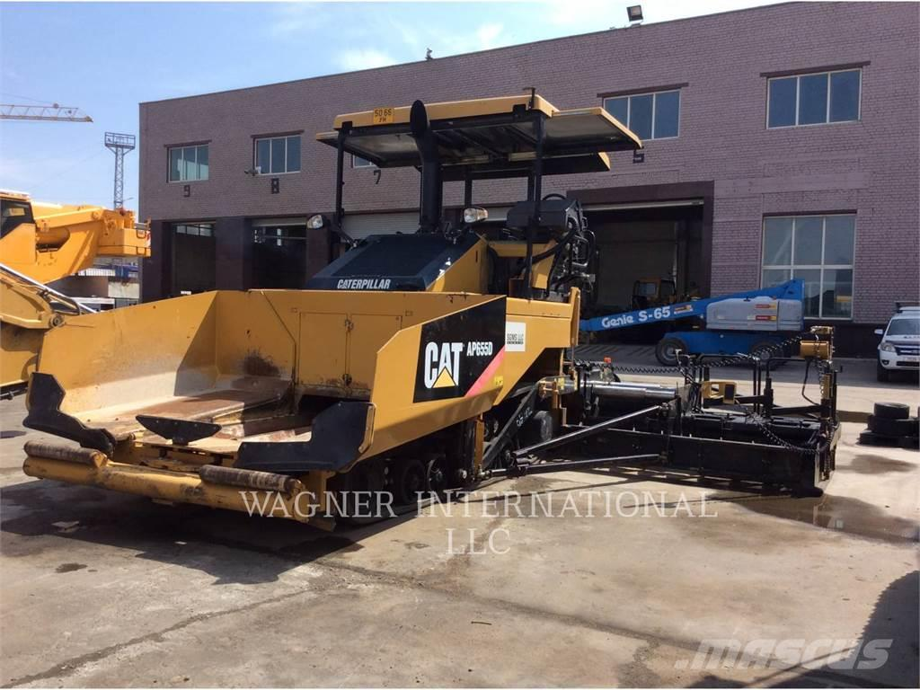 Caterpillar AP-655D
