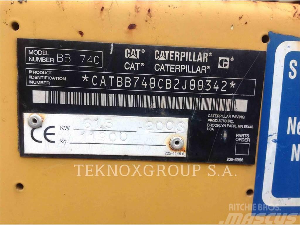 Caterpillar BB-740