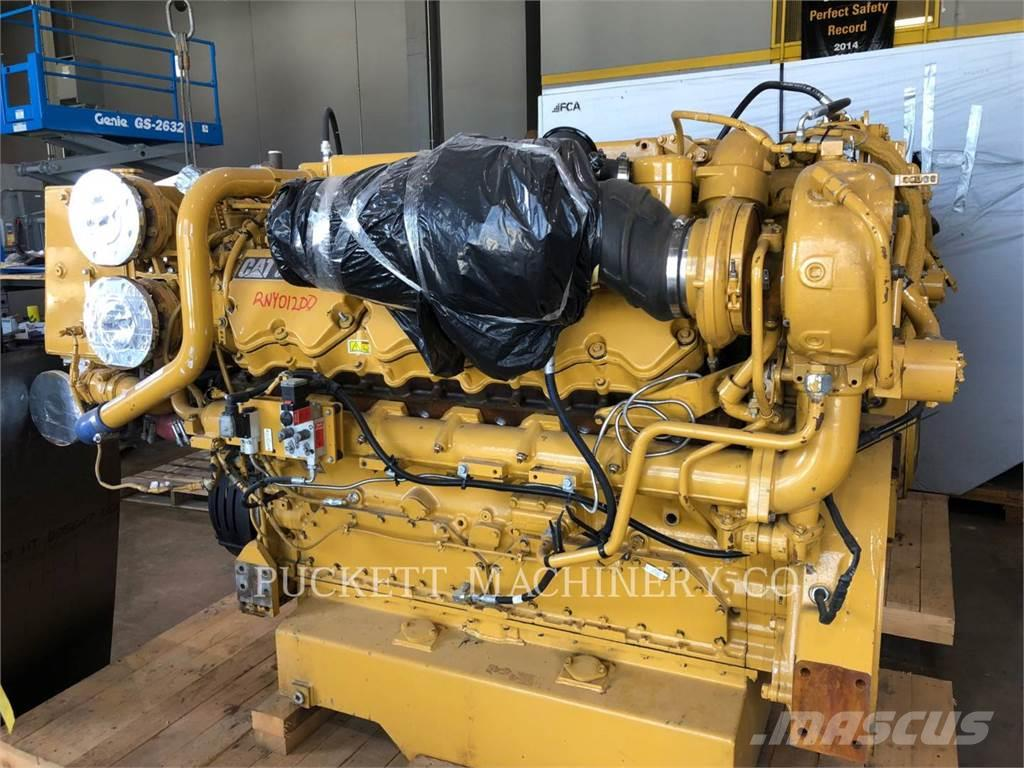 Caterpillar CAT C32 MARINE PROPULSION ENGINE