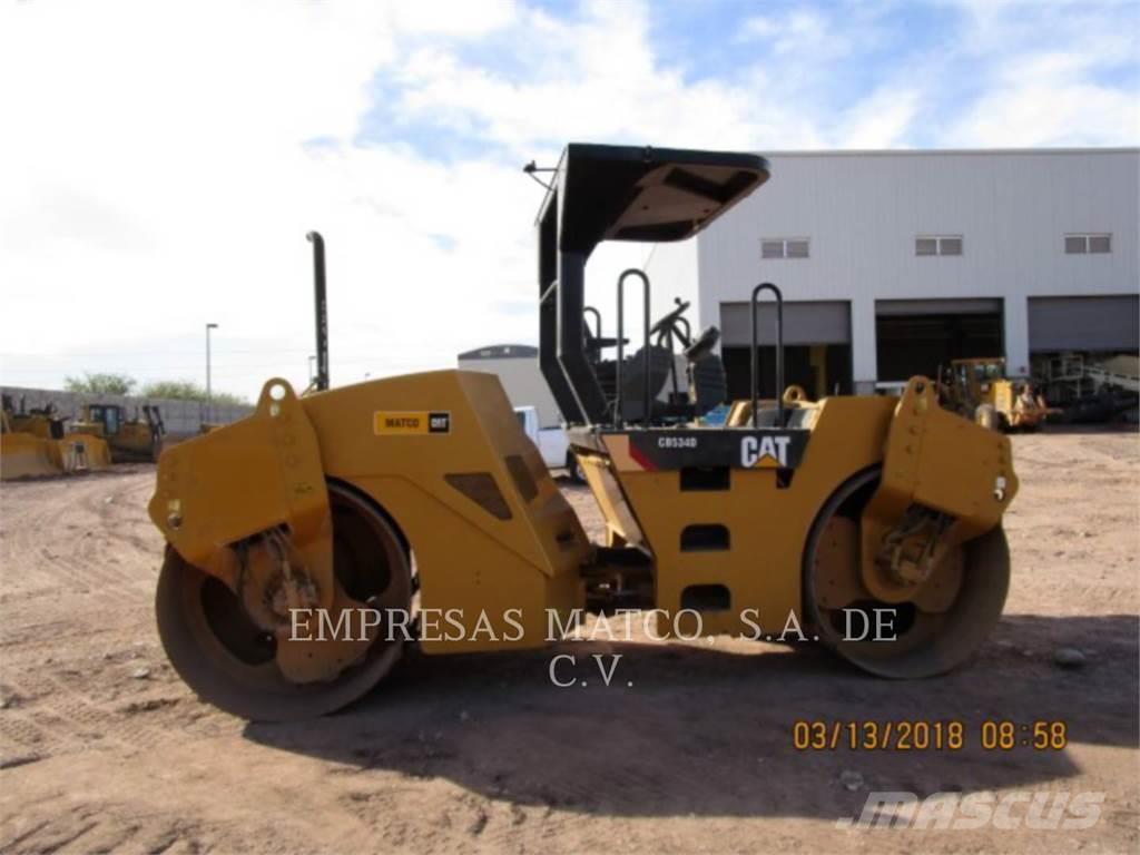 Caterpillar CB-534D