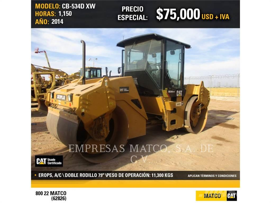 Caterpillar CB-534DXW