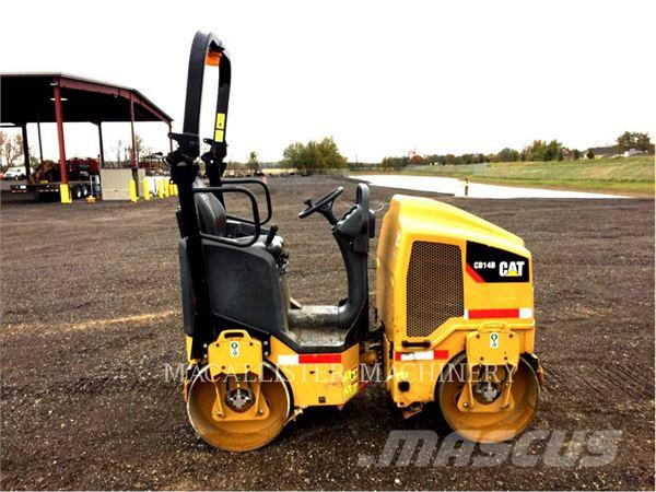 Caterpillar Cb14b For Sale In Price 26 000 Year 2016
