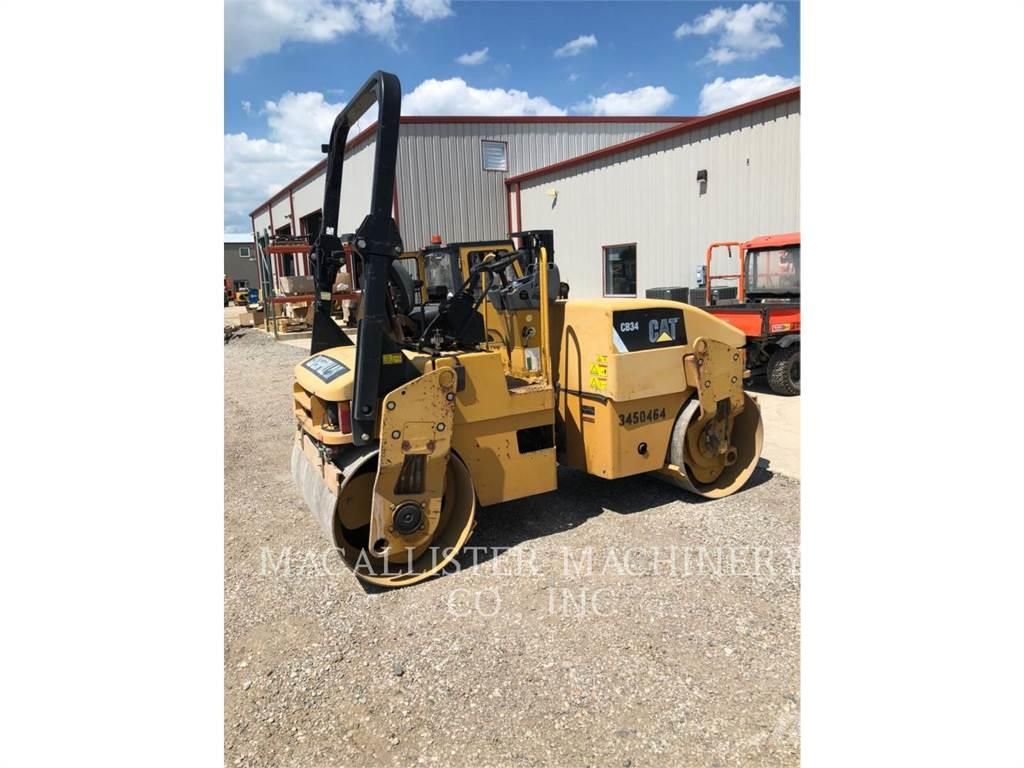 Caterpillar CB34