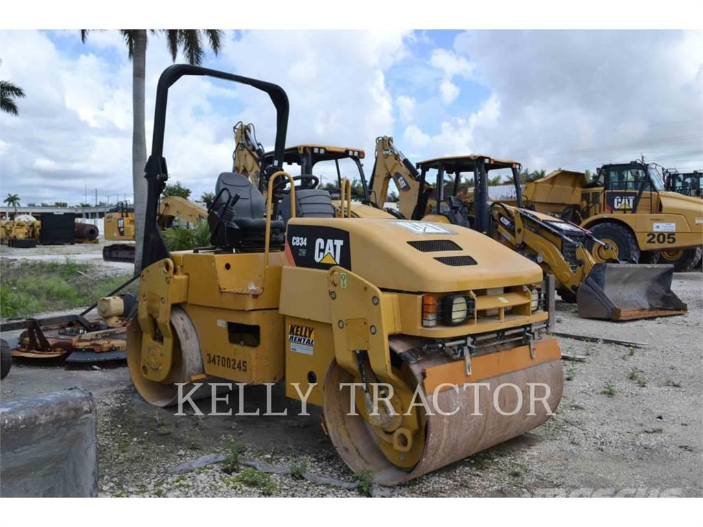 Caterpillar CB34XW