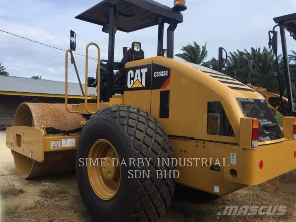 Caterpillar CS-533E