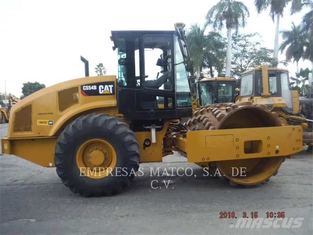 Caterpillar CS54BLRC