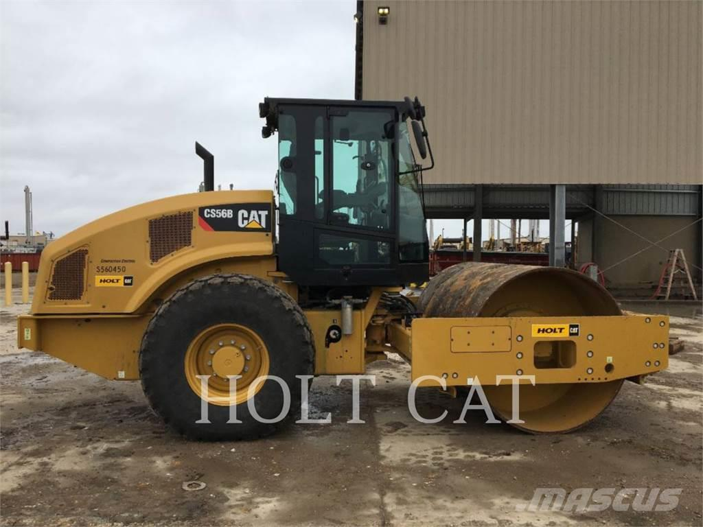 Caterpillar CS56B LOOK