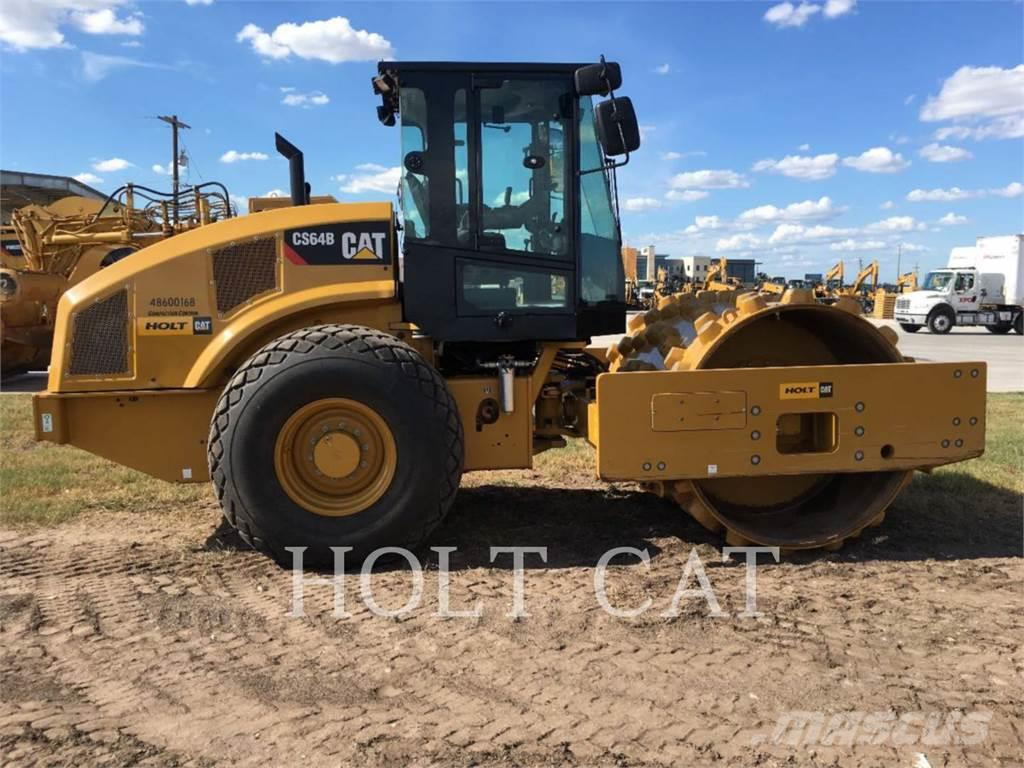 Caterpillar CS64B CAB