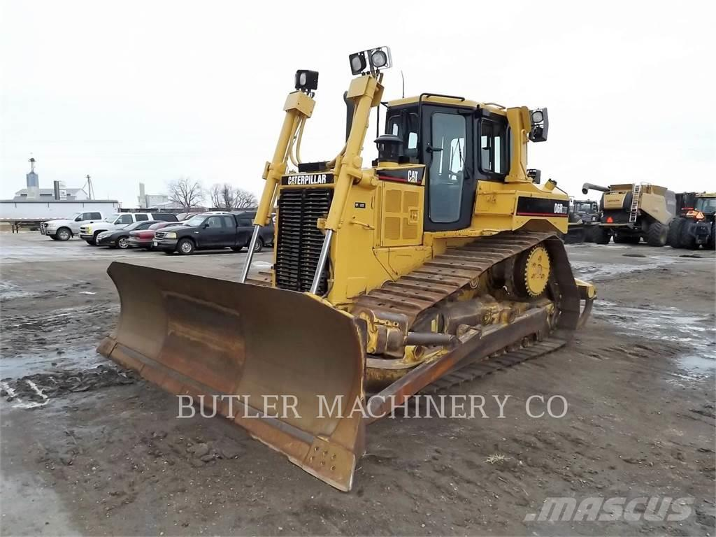 Caterpillar D 6 R SERIES III XW