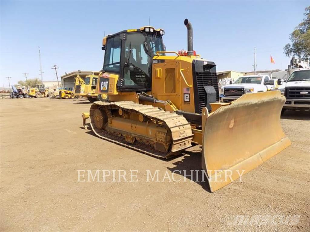Caterpillar D6N XL IT