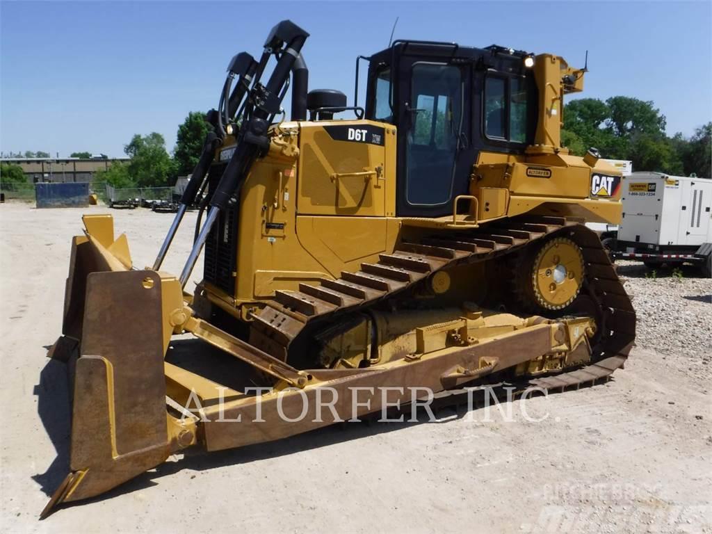 Caterpillar D6T XW