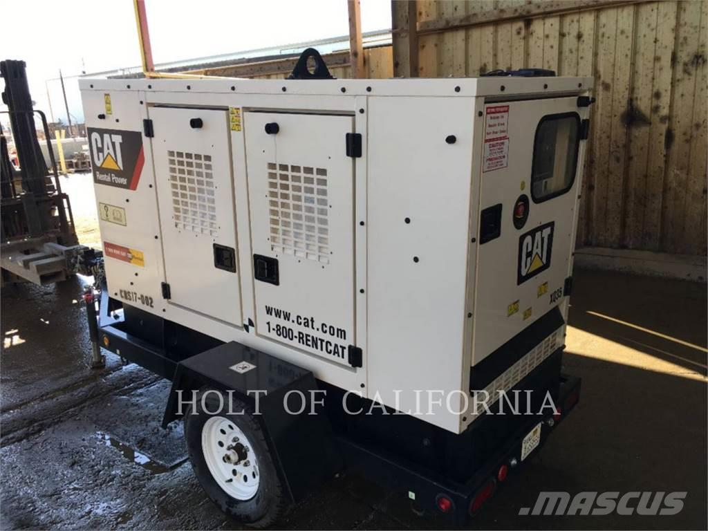 Caterpillar GENSET 35