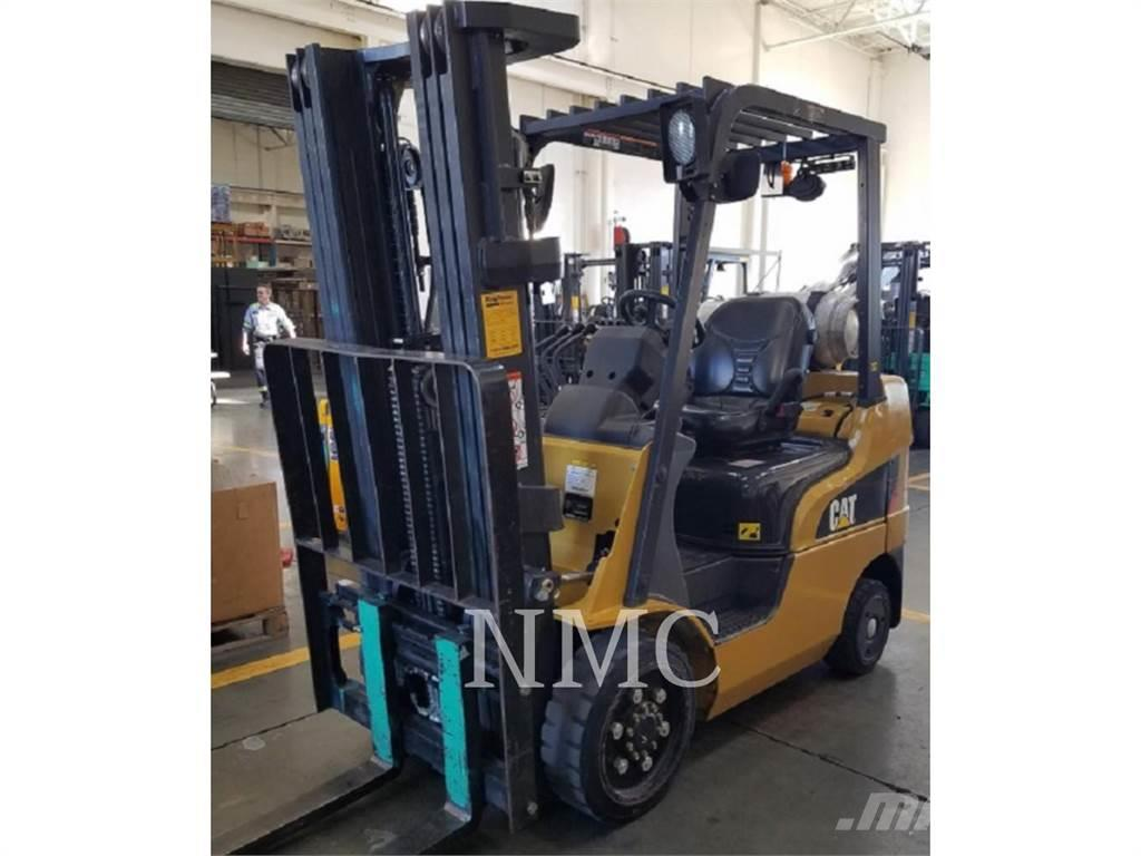 Caterpillar LIFT TRUCKS 2C50004_MC