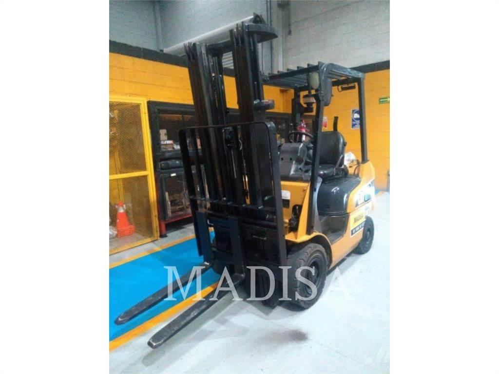 Caterpillar LIFT TRUCKS 2P3000