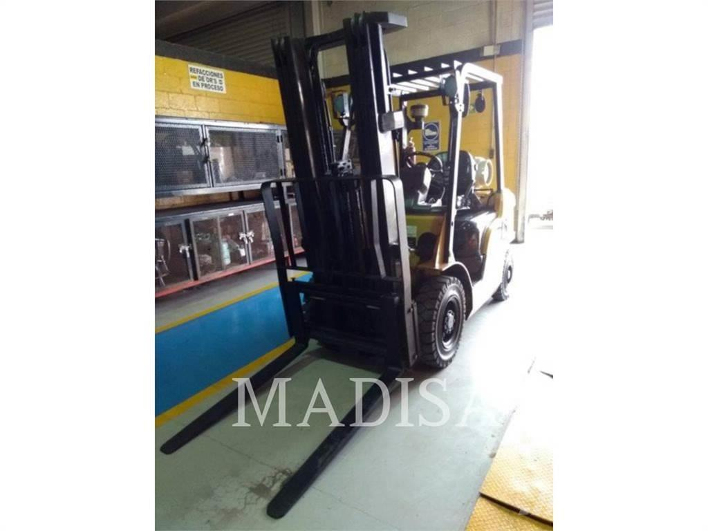 Caterpillar LIFT TRUCKS 2P5000